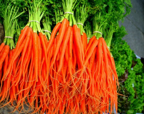 Тонкие морковки
