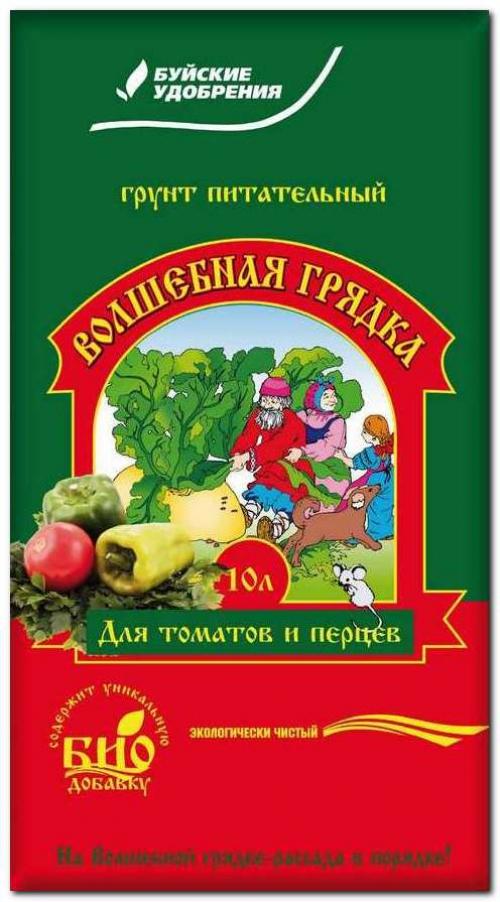 Почва для выращивания томатов и перцев