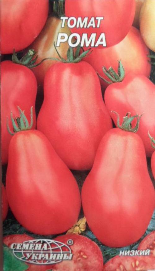 Сорт томатов Рома